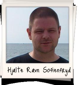 Hjalte Ravn Sofienfryd solo ads