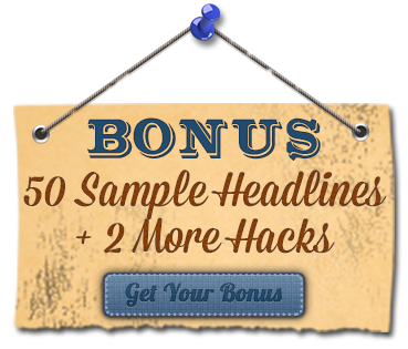 How to Create the Perfect Headline Bonus